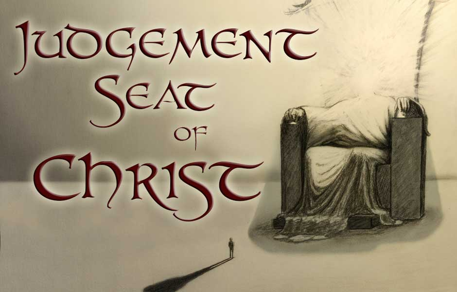 Judgment Seat Of Christ.The Great White Throne Judgment ...
