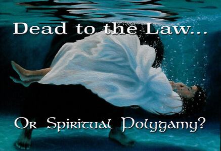 Dead to the Law or Spiritual Polygamy