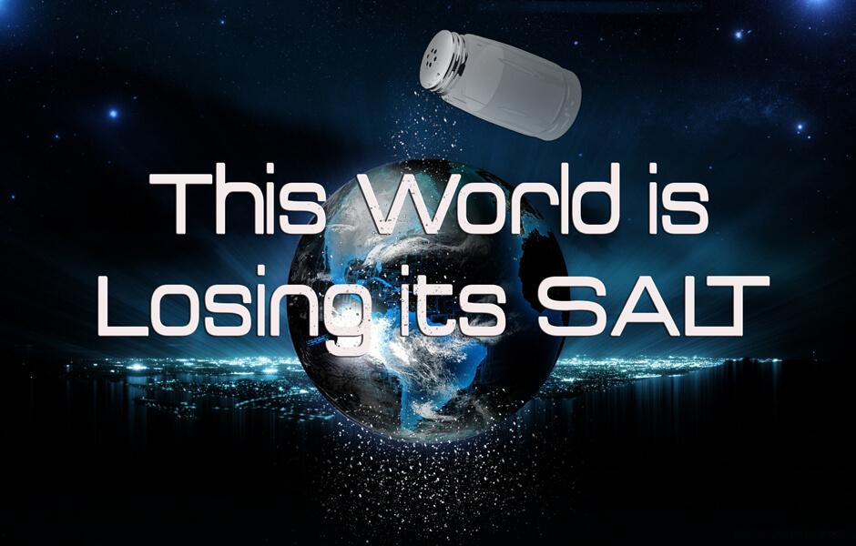 World Losing Salt image