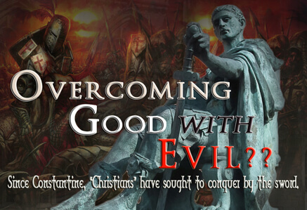 Overcoming Good With Evil??