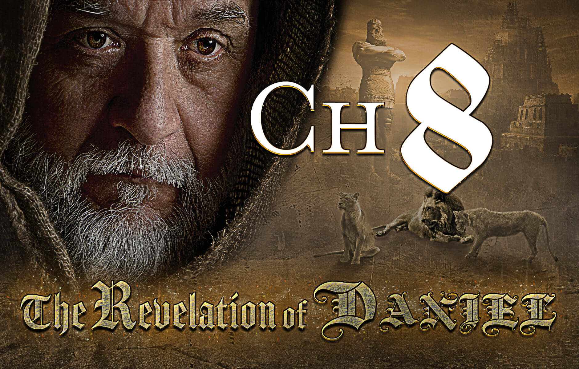 The Revelation of Daniel Chapter 8